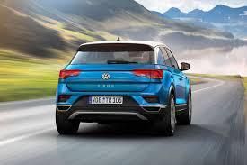 new volkswagen car 2018 volkswagen t roc price specs u0026 release date autocar