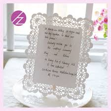 Marriage Card Design And Price Compare Prices On Simple Wedding Cards Design Online Shopping Buy