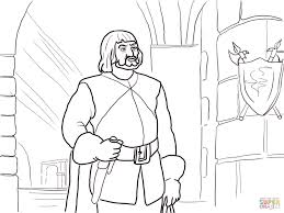 snow white dwarfs pictures color coloring pages