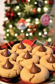 peanut butter blossom cookies u2013 shug and spice