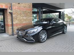 used mercedes coupe used 2014 mercedes s class s65 coupe amg vat q for sale in