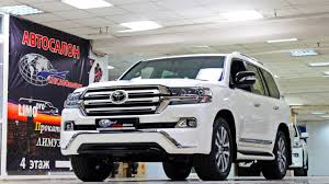 toyota land cruiser 2017 2017 toyota land cruiser 200 executive white chicago motors moscow