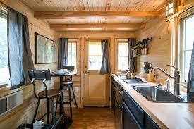 tumbleweed homes interior mt hood tiny house village tour oregon tiny house rentals