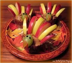 top 10 healthy thanksgiving apple turkey snacks top inspired