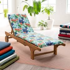 Chaise Lounge Cushions Outdoor Chaise Lounge Cushions Hayneedle