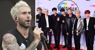 maroon 5 fan club maroon 5 mysteriously delete tweets hinting at bts collaboration