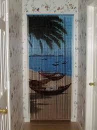 Painted Bamboo Curtains Boatbeach L Jpg