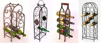 wine rack metal ambelish 29 metal wine racks vinotemp modern hd