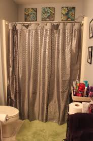 best images about bathroom decor pinterest teen girl teen girls bathroom grey and lime green fabric covered canvas for wall decor