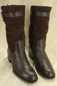 buckle motorcycle boots tod u0027s boots tod u0027s gomma brown mid calf riding boots sz 41 11b us
