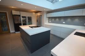 Bespoke Designer Kitchens by Marpatt Airo Modern Kitchen Bespoke Designer Kitchens In