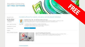 accessing your free autodesk fusion 360 for education software