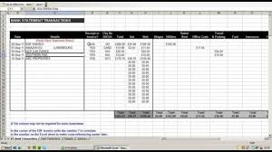 small business spreadsheet examples small business accounting