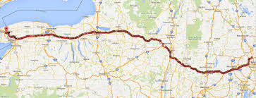 Map Of Salem Massachusetts by Car Toll Costs Between Salem Or Boston And Niagara Chase The