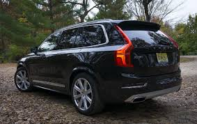 xc90 vs lexus volvo xc90 review tough competition for the x5 and x7
