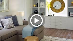 video interior design u2013 small space makeover a bright and