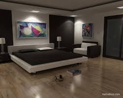 Small Bedroom Ceiling Lighting Bedroom King Size White Modern Stained Solid Wood Slat Bed Grey