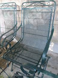 How To Spray Paint Patio Furniture Paint Plastic Chairs