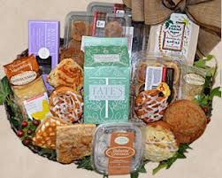 Bakery Gift Baskets Baked Goods Gift Baskets Cookie Gift Baskets