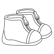 coloring pages of shoes custom with best of coloring pages 75 7876