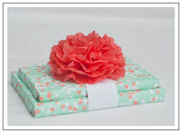 how to use tissue paper in a gift box gift wrap mix mingle
