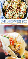 Weekend Dinner Ideas Baked Chicken Street Tacos Are An Easy Family Dinner Idea Quick