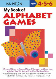 kumon publishing kumon publishing my book of alphabet games