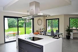 cuisine neuve cuisine decoration interieur maison moderne idee amenagement neuve
