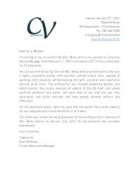 recommendation letter for customer service job 2 grow