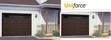 the uniforce residential garage doors manufacturers garaga