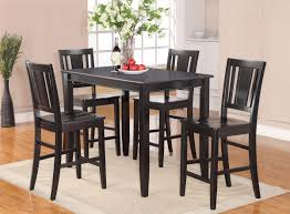 counter height kitchen table counter height table with endearing small counter height kitchen table rectangle black wood dining