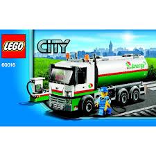 truck instructions tanker truck set 60016 instructions brick owl marketplace