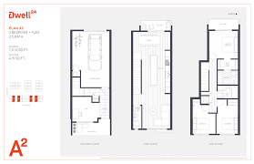 Dwell Floor Plans by Dwell24 1120 Falcon Drive Coquitlam