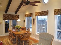 dining room valance window valance for sliding door that will present mesmerizing