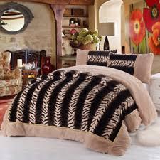 animal print duvet covers and bedding set ebay
