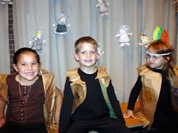 kindergarten thanksgiving play 2
