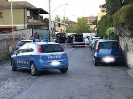 rapina in rapina in a villa al credito cooperativo di palestrina