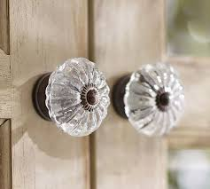 Laundry Room Cabinet Knobs Vintage Glass Round Knob Pottery Barn