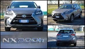 lexus nx hybrid listino impressioniguida lexus nx 300h executive 2wd my2015 le nostre