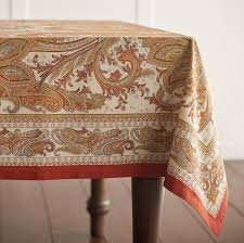 22 best thanksgiving tablecloths table linens for