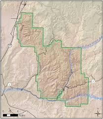 Arches National Park Map Zion National Park
