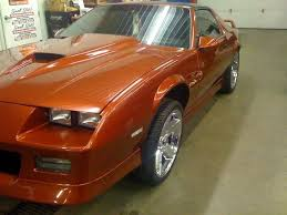burnt orange camaro post pics of the colors and heritage cars page 2