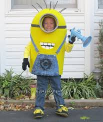 Despicable Halloween Costumes 26 Disfraces Minion Caseros Images Costume