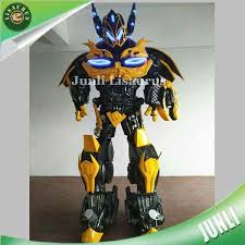 Coolest Transforming Bumblebee Transformer Costume Transformer Awesome Transforming Optimus Prime Costume Buy Transformer Optimus