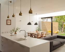 Kitchen Peninsula Lighting Transform Your Kitchen Into A Sociable Space