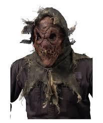 Scarecrow Mask Scarecrow Halloween Mask