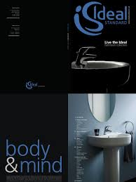 bathroom suites by ideal standard live the ideal brochure 2010