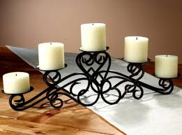 dining tables tabletop decorations for dining tables candle