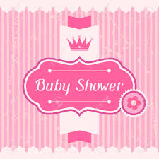 Babyshower Invitation Card Baby Shower Invitation Card Royalty Free Cliparts Vectors
