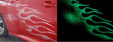 glow in paint toxic toad automotive glow in the paint additive make any